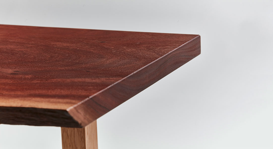 Forest Red Hall Table 007