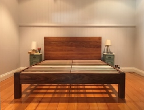 Tullberg King Bed Frame